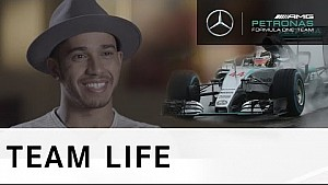 Lewis Hamilton 2015 F1 Season Review