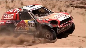 ORLEN Team Rajd Dakar 2016: Etap 10