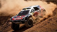 Team Peugeot in de Dakar Rally 2016