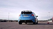Ken Block on the new Focus RS in Valencia
