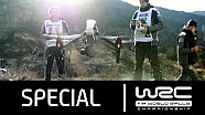 WRC Rallye Monte-Carlo 2016: DJI drones @ work!