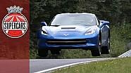 Aston Martin Vantage v Corvette Stingray v Jaguar F-Type R