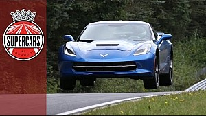 Aston Martin Vantage v Corvette Stingray v Jaguar F-Type R