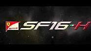 Презентация Ferrari SF16-H