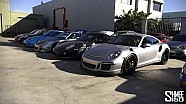 Collecting Boxster Spyder, Visiting BBI Autosport and GT4 Test Drive