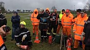 Le Mans 24 Hours 2016 - Marshals training