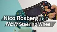 Unboxing F1: Nuevo volante 2016 de Nico Rosberg
