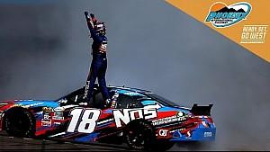 Recap: Busch continues NXS winning streak