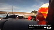 Strakka Racing Gibson 015S Onboard at Paul Ricard