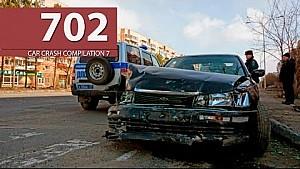 Car Crash Compilation # 702 - April 2016 [REUPLOAD]
