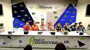 WEC - 2016 6 Hours of Silverstone - Qualifying Press Conference