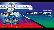 CANLI: Formula E Serisi Paris ePrix