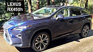 2016 Lexus RX450h AWD - Review & Test Drive