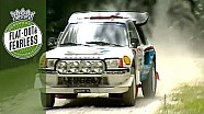 Rally Argentina Winning Group B Peugeot 205 Attacks Stage