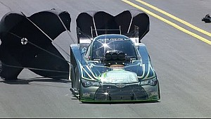 Alexis DeJoria keeps her momentum clinching the top spot in Charlotte