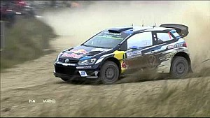 WRC - 2016 Rally Argentina - Day 4 Highlights Part I