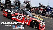 NSCS GarageCam walks the 'garage' Blvd in 'Dega