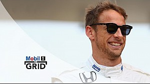 Shanghai Hopes – Jenson Button On The Chinese GP | Mobil 1 The Grid