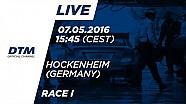 1 этап DTM 2016: Хоккенхайм, 1 гонка