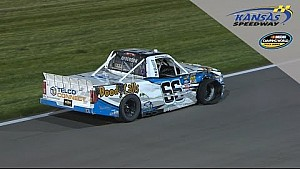 Multiple trucks run out of fuel after caution clock expires