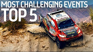 Top 5 Most Challenging Motorsport Events! - Formula E