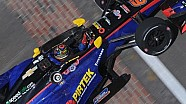 Brabham cuts first laps ahead of Grand Prix of Indianapolis