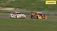 Dunlop Highlights - BTCC: Thruxton 2016