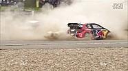 FIA WRX 比利时站第二天精彩视频集锦