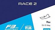F3 Europe - Pau 2016 - Course 2