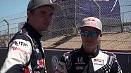 HPD Trackside -- Honda Civic Red Bull Global Rallycross Phoenix Race 1