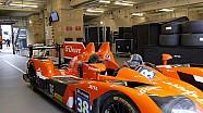 24 Heures du Mans 2016 - Les équipes s'installent sur le circuit !