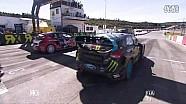FIA World RX 挪威站第二天精彩瞬间