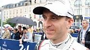 WEC - Q&A with Timo Bernhard - #1 Porsche Team Porsche 919 Hybrid