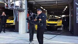 A midi chez Corvette Racing, c'est