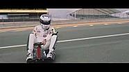 Aston Martin Racing - Razor Crazy Carts - 24 Hours of Le Mans
