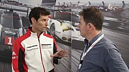 Exclusive interview - Mark Webber and James Allen at the 24 Hours of Le Mans