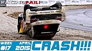 Racing and Rally Crash Compilation Week 17 April 2015