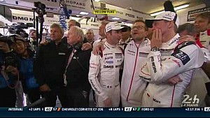 24 Hours of Le Mans - Porsche victory in an amazing finish!