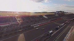 360° VIDEO: Le Mans 2016 pitlane from the top of ACO building