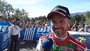 INTERVIEW - Tiago Monteiro wins MAIN RACE in Vila Real