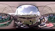 Williams Heritage at Goodwood in 360