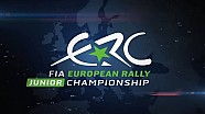 FIA ERC - Kenotek by CID LINES Ypres Rally 2016 - ERC Junior Highlights Leg 1