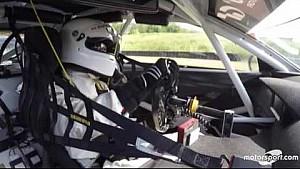 Motorsport.com tests BMW M6 GT3