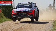 Rally Poland Shakedown - Hyundai Motorsport 2016
