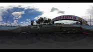 360 Degree Hot Lap with Justin Bell at Watkins Glen International