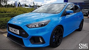 I COULDN'T RESIST... Collecting My New Focus RS