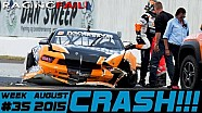 Racing and Rally Crash Compilation Week 35 August 2015