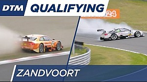 Problems during Qualifying - DTM Zandvoort 2016