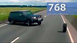 Car Crash Compilation # 768 - July 2016
