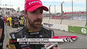 HPD Trackside -- Honda Indy Toronto IndyCar Race Report